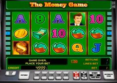The Money Game слот Давай избавила буфета