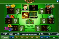 слот The Money Game играть