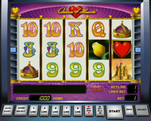 слот Queen of Hearts igrosoft