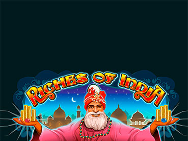 Riches of India новоматик